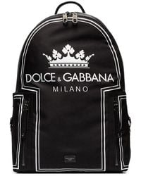 Dolce & Gabbana - Vulcano バックパック - Lyst