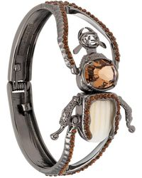 Camila Klein - Beetle Bracelet - Lyst