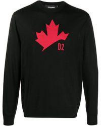 DSquared² - D2 Leaf セーター - Lyst