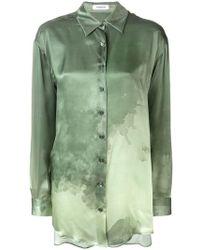 Wunderkind - Pointed Collar Shirt - Lyst