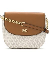 MICHAEL Michael Kors - Half Dome Crossbody Bag - Lyst