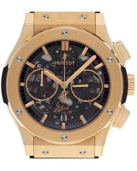 Hublot 2015 Pre-owned Classic Fusion 45mm Horloge - Metallic