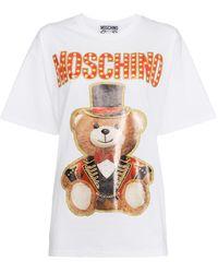 Moschino Oversized Teddy Circus T-shirt