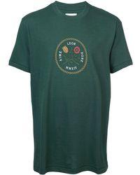 Aimé Leon Dore Logo Print T-shirt - グリーン