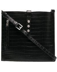 AllSaints Alexandia ショルダーバッグ - ブラック