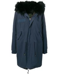 Mr & Mrs Italy - Fur-lined Parka - Lyst
