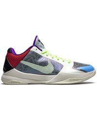 Nike Zapatillas Kobe 5 Protro - Blanco
