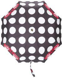 Moschino - Polka-dot Print Umbrella - Lyst