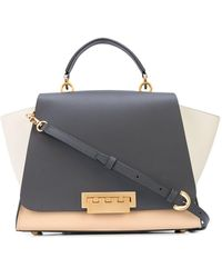 Zac Zac Posen Eartha Crossbody Bag - Gray