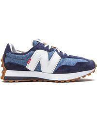 New Balance Sneakers 327 - Blu