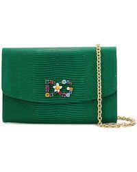 Dolce & Gabbana - St. Iguana Clutch - Lyst