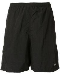 Supreme Shorts Met Logo - Zwart