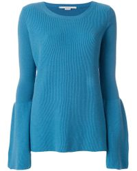 Stella McCartney | Flared Cuff Jumper | Lyst