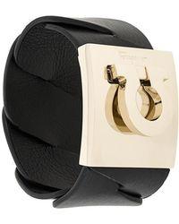 Ferragamo   'gancio' Cuff Bracelet   Lyst