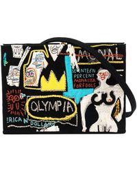 Olympia Le-Tan - Patchwork Box Bag - Lyst