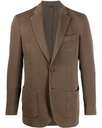Dell'Oglio シングルジャケット - マルチカラー
