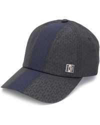 Tommy Hilfiger ロゴパッチ キャップ - グレー