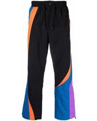 Li-ning Pantalon de jogging colour block - Noir