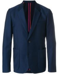 PS by Paul Smith - Single-breasted Blazer - Lyst