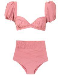 Amir Slama - Hot Pants Bikini Set - Lyst