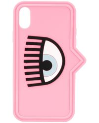 Chiara Ferragni - Чехол Flirting Eye Для Iphone X/xs - Lyst