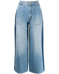 Essentiel Antwerp ワイドジーンズ - ブルー