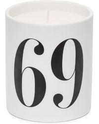 L'objet Oh Mon Dieu No.69 Candle - White