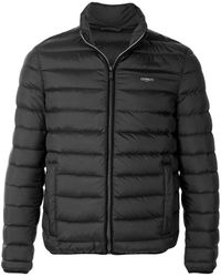 Cerruti 1881 パデッドジャケット - ブラック