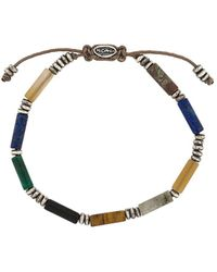 M. Cohen 'The Zinor Special Tube Cut' Armband - Mehrfarbig