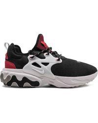 Nike React Presto Sneakers - Black