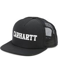 Carhartt WIP College Trucker キャップ - ブラック