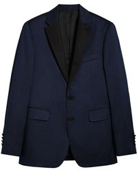 Burberry - Soho Fit Jacquard Evening Jacket - Lyst