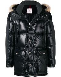 Moncler Frey Padded Jacket - Zwart