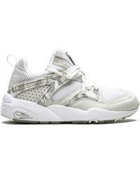 PUMA Blaze Of Glory X Bape Sneakers - White