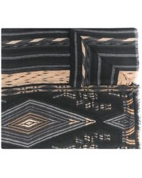 Etro - カシミア スカーフ - Lyst