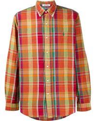 Ralph Lauren Geruit Overhemd - Rood