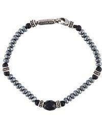 Roman Paul - Beaded Bracelet - Lyst