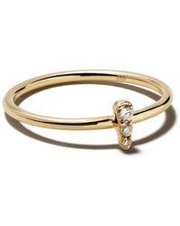 Astley Clarke Interstellaire Diamanten Ring - Metallic