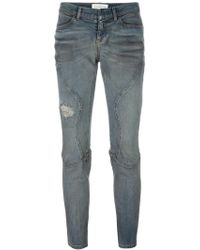 Faith Connexion | Cropped Skinny Jeans | Lyst
