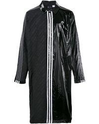 Alexander Wang オーバーサイズコート - ブラック