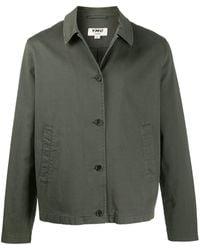 YMC ボタン ジャケット - グリーン