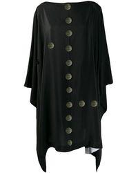 Gianluca Capannolo Eve ドレス - ブラック