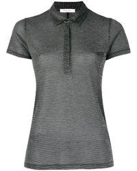 Rag & Bone - See-through Polo Shirt - Lyst