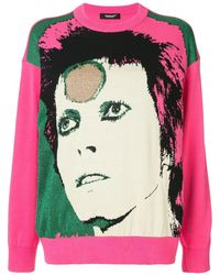 Undercover David Bowie スウェットシャツ - マルチカラー
