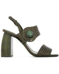 MERCEDES CASTILLO - Marne Sandals - Lyst