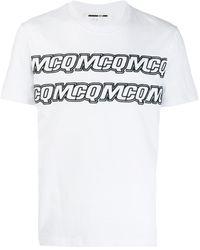 McQ Hyper Mcq T-shirt - White