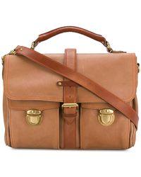 Marc Jacobs - Flap Pockets Laptop Bag - Lyst