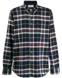 Barbour Highland チェックシャツ - マルチカラー