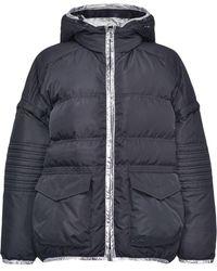 Pinko Куртка-пуховик На Молнии - Черный