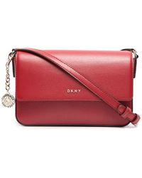 DKNY Bryant Cross-body Bag - Red
